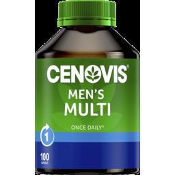 Photo of Cenovis Once Daily Men's Multi Vitamins 100 Pack