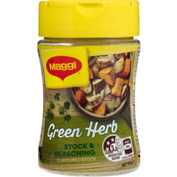 Photo of Maggi Stock Powder Green Herb 95g