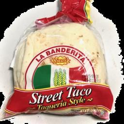 Photo of La Banderita Street Taco Flour 20pk