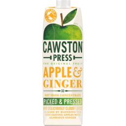 Photo of Cawston Press Fruit Juice Apple And Ginger 1