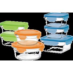 Photo of Glasslock 18pc Glass Food Storage