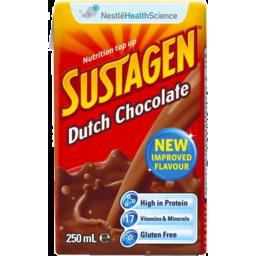 Photo of Sustagen Liquid Dutch Chocolate 250ml