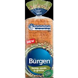 Photo of Burgen Hemp, Seeds & Grains 700g