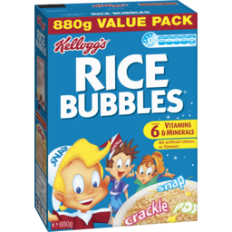 Photo of Kellogg's Rice Bubbles Value Pack 880g