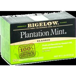 Photo of Bigelow Plantation Mint Tea