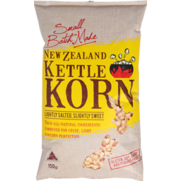 Photo of NZ Kettle Korn 150g