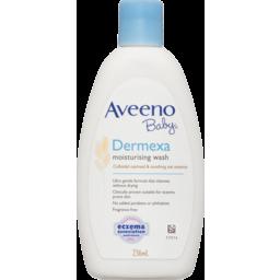 Photo of Aveeno Baby Dermexa Moisturising Wash 236ml