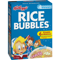 Photo of Kellogg's Kelloggs Rice Bubbles 705 G