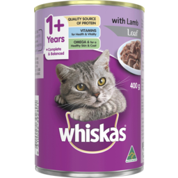 Photo of Whiskas Lamb & Kidney 400g