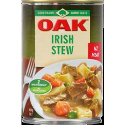 Photo of Oak Quick Serve Meal Irish Stew 400g
