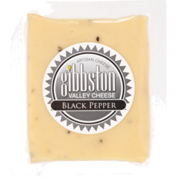 Photo of Gibbston Valley Cheese Black Pepper Gouda 150g