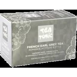 Photo of Tea Tonic Tea Earl Grey 20 Pack 40g