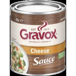 Photo of Gravox Sauce Mix Instant Cheese 120g
