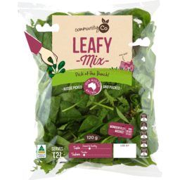 Photo of Community Co Leafy Mix 120g
