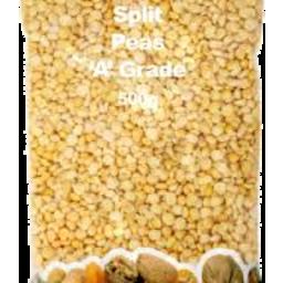 Photo of J.C.'S Peas Split Yellow 500g