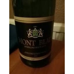Photo of Mont Blau Sparkling Wine 750ml