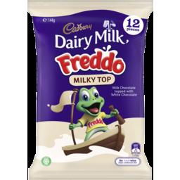Photo of Cdm Milky Top Freddo Sharepack 144gm