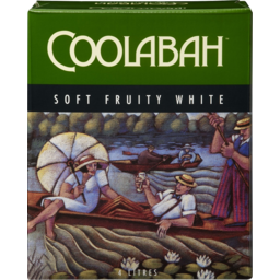 Photo of Coolabah Soft Fruity White