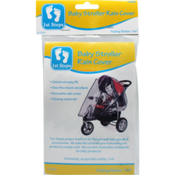 Photo of Baby Stroller Rain Cover 1pk