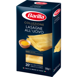 Photo of Barilla Lasagne 250g