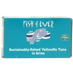 Photo of Yellowfin Tuna In Brine 120g
