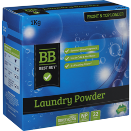Photo of Best Buy Laundry Powder Dual 1kg
