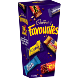 Photo of Cadbury Favourites 373gm