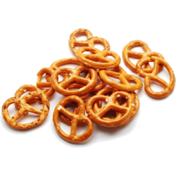 Photo of Natures Pretzels Salted 350gm