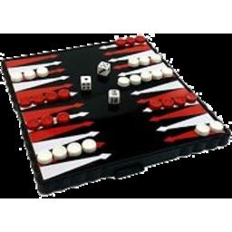 Photo of Backgammon Magnetic Mini Board