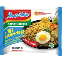 Photo of Indomie Barbecue Chicken Noodles 85 G