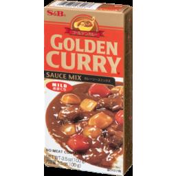 Photo of S&B Mild Curry Sauce Mix 92g