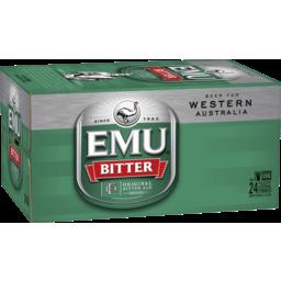Photo of Emu Bitter Stubbies