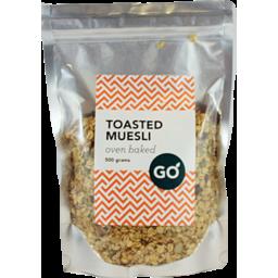 Photo of GO Muesli Toasted 500gm