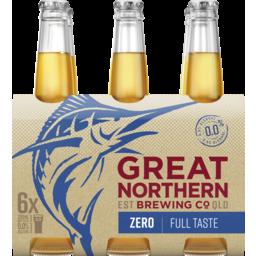 Photo of Great Northern Zero Bottle