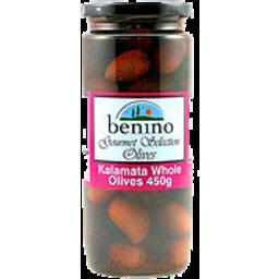 Photo of Benino Kalamata Whole Olives 500g