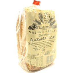 Photo of Buckwheat Loaf (Gluten Free) 680g