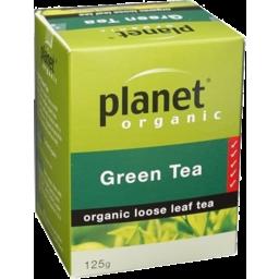 Photo of Planet Organic - Green Tea - Loose - 125g