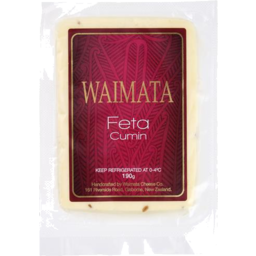 Photo of Waimata Feta Cumin & Garlc 190g