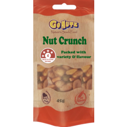 Photo of Gonutz Nut Crunch 45g