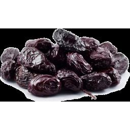 Photo of Black Dry Sele Olives Kg