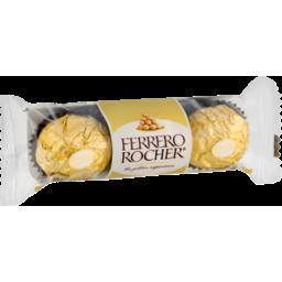 Photo of Ferrero Rocher Chocolate 3 Pack 37.5 Gram