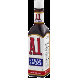 Photo of A.1. Steak Sauce