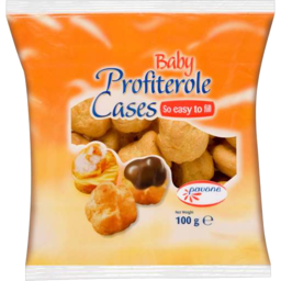 Photo of Pavone Bigne Small Profiteroles 100gm