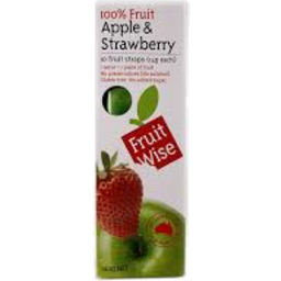 Photo of Fruitwise Fruit Strap Strawberry 140gm