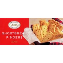 Photo of Unibic Shortbrd Finger 200gm