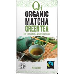Photo of Qi - Matcha Green - 20 Tea Bags
