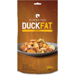 Photo of Riverside Farm Duck Fat 360g