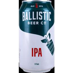 Photo of Ballistic Ipa Can