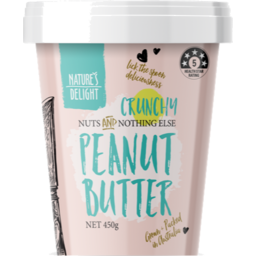 Photo of Peanut Butter - Crunchy 450g