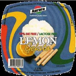 Photo of Aurora Lemon Gelato 500ml